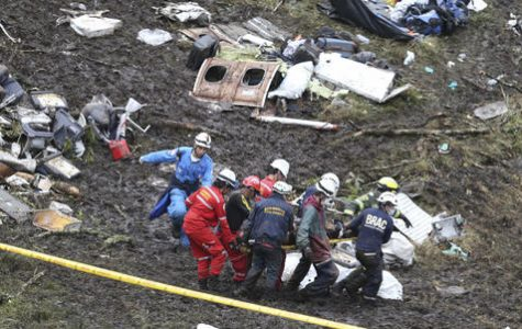 Plane crashes in Colombia, kills 71
