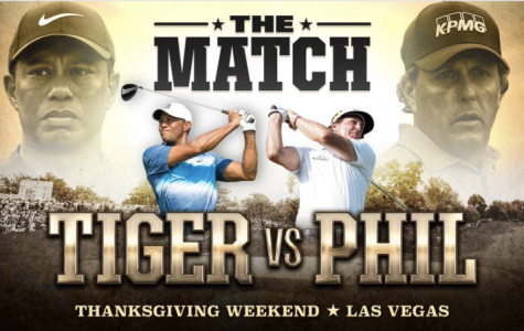 Tiger vs. Phil: the Match is Set