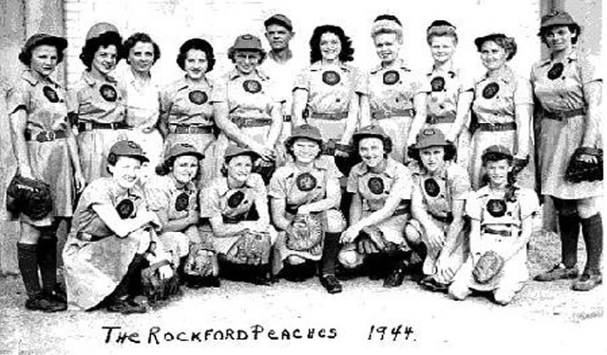 All-American+Girls+Professional+Baseball+League+Celebrates+Its+75th+Birthday