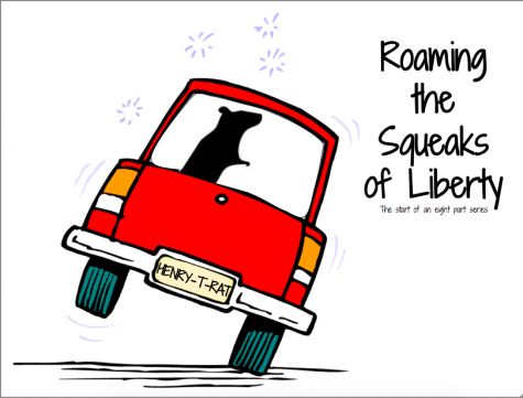 Roaming the squeaks of Liberty