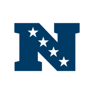 The official logo for the NFC. Many fans are excited to see the first game of the year take place between two NFC teams on Thursday night. Copyright NFL