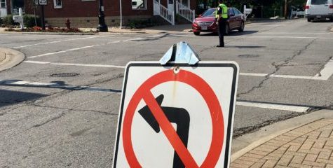 New Traffic Laws in Downtown Powell