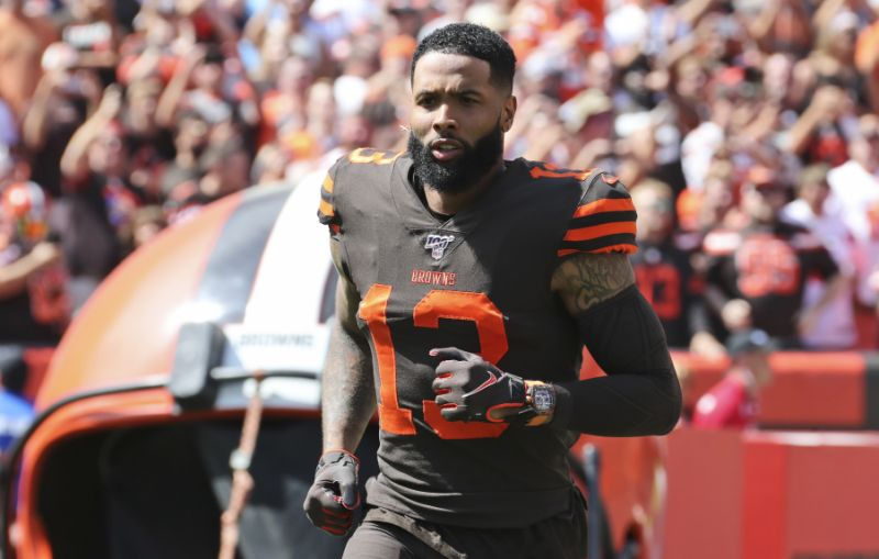NFL Hot Take: Why the Browns Should Trade Odell Beckham Jr.