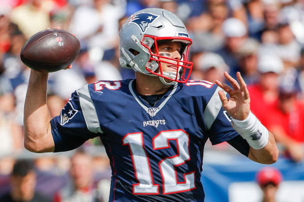 Patriots+QB+Tom+Brady.+Many+consider+him+to+be+the+greatest+QB+of+all+time.