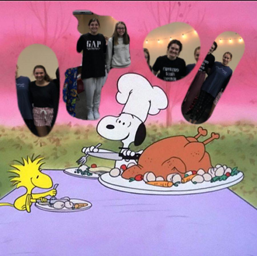 The Patriot Press staff ranks their favorite Thanksgiving food