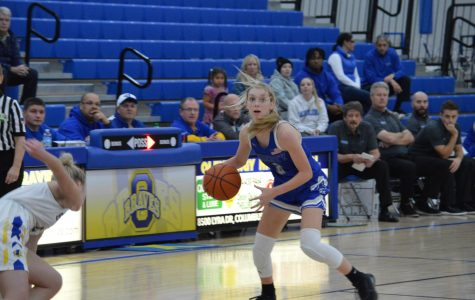 Girls varsity basketball vs. Olentangy High School