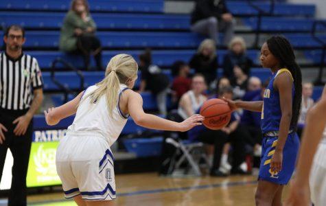 Girls varsity basketball vs. Gahanna Lincoln High School