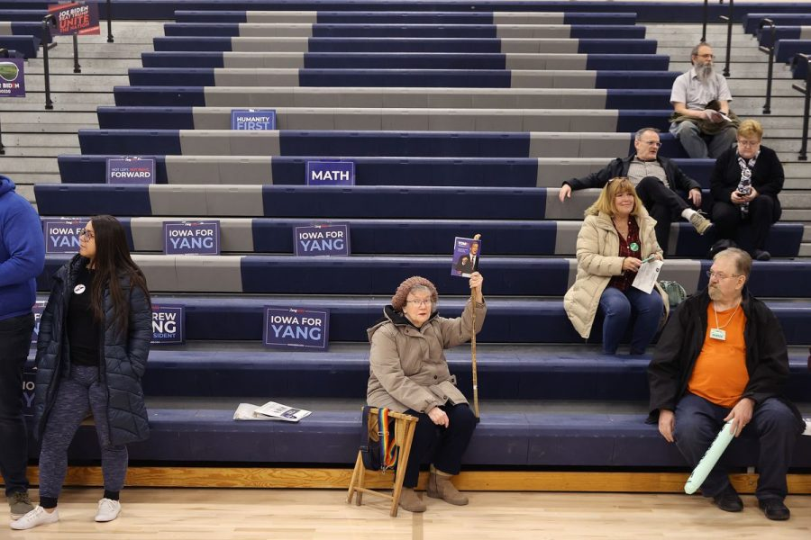 What the Iowa Caucus Results-Or lack thereof- means for the Democratic Race