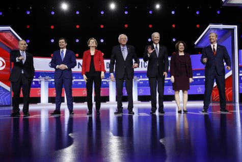 2020 democratic candidates: a breakdown