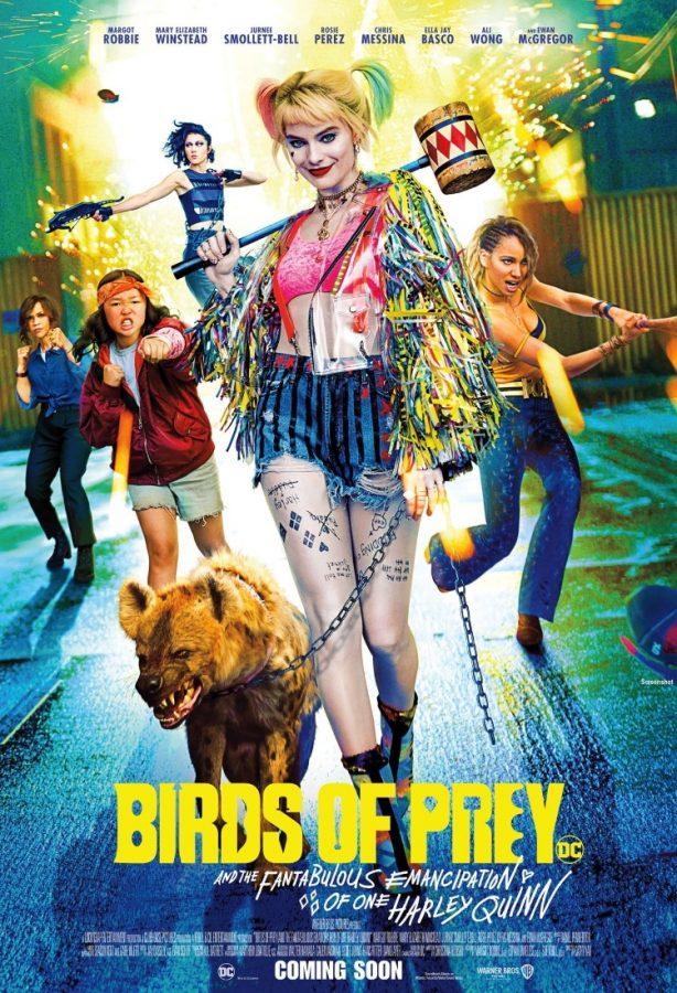 %22Birds+of+Prey%22+Review