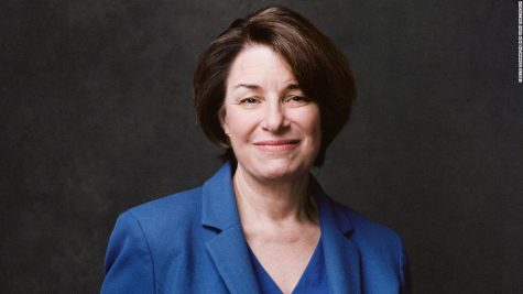 Senator Amy Klobuchar, one of the most likely VP picks for Joe Biden.