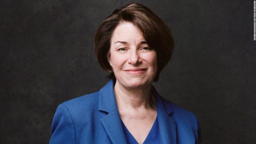 Senator+Amy+Klobuchar%2C+one+of+the+most+likely+VP+picks+for+Joe+Biden.