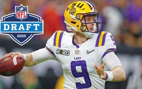 Carson Zorn's NFL Mock Draft 1.0