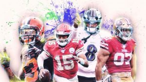 2020-21 NFL Season Official Predictions