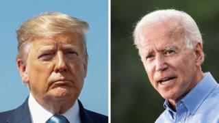 Trump and Biden will go head to head for the first time in months on September 29th.