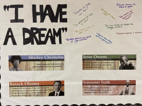 Black History Month at OLSD