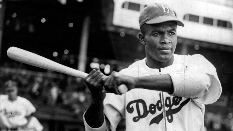 Jackie+Robinson%3A+How+One+Man+Broke+the+Color+Barrier+in+Baseball