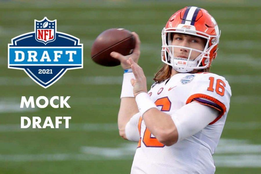 Carson Zorn's 2021 NFL Mock Draft 1.0
