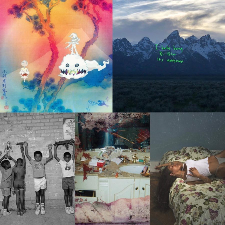 Seven things from seven days: Bens favorite music this week
