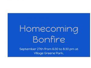 OLHS Homecoming Bonfire Makes its Return